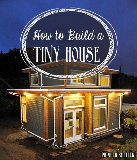 学习如何用这些房屋建筑的想法和技巧建造一座小房子。使用这套房屋建造教程,以小小的家庭时尚建造你的梦想之家。