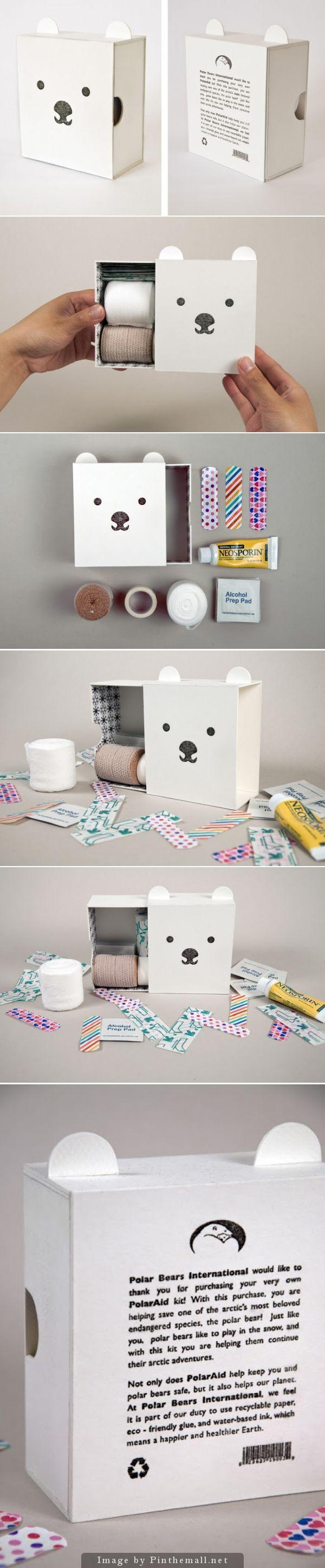 PolarAid Kit (Student Project)