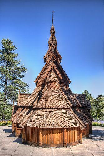 南达科他州拉皮德城的山丘教堂
