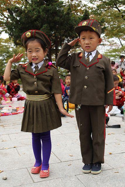 学童,朝鲜开城