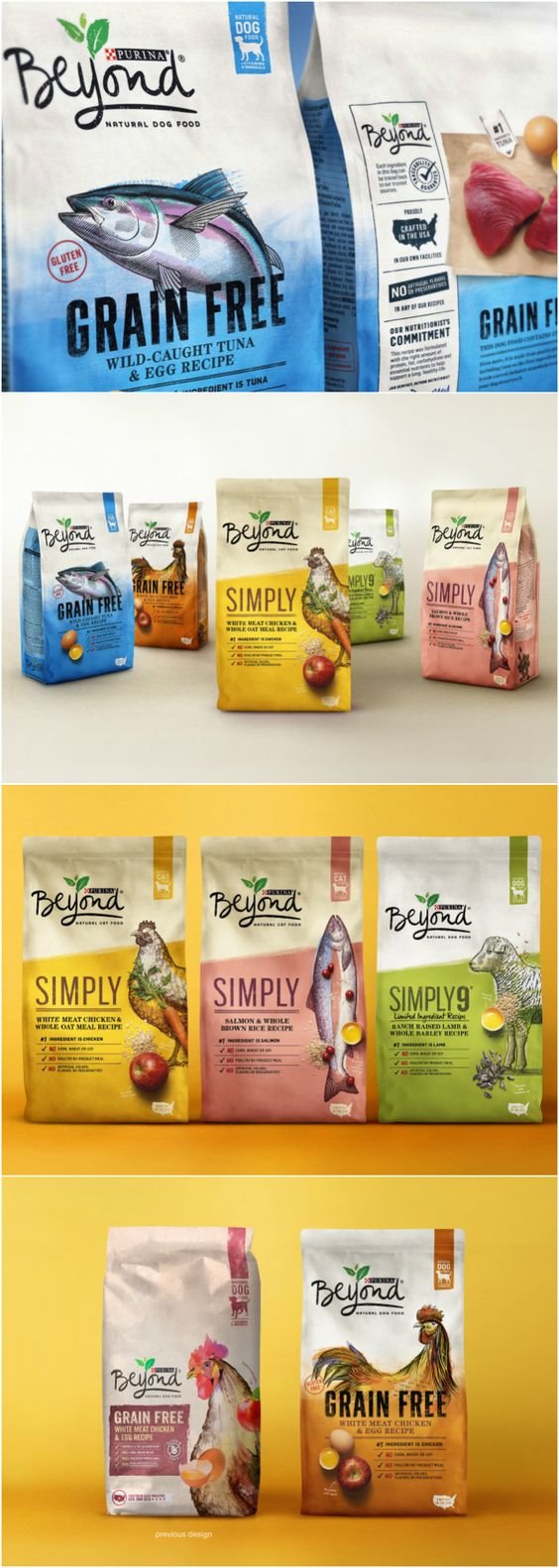CBA Re-Design Purina 'Beyond' to Secure its Place as the Leader in Natural Pet Food