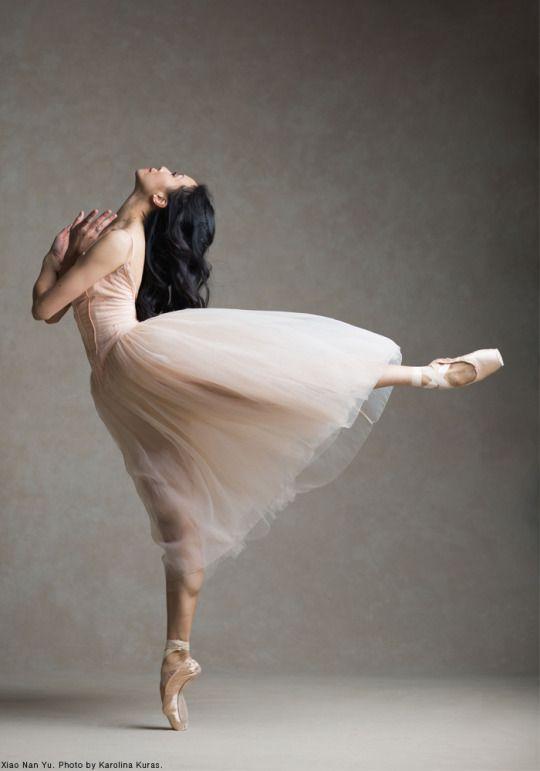 Principal Dancer Xiao Nan Yu National Ballet of Canada