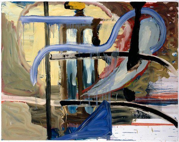 Julian Schnabel, 2006, Untitled