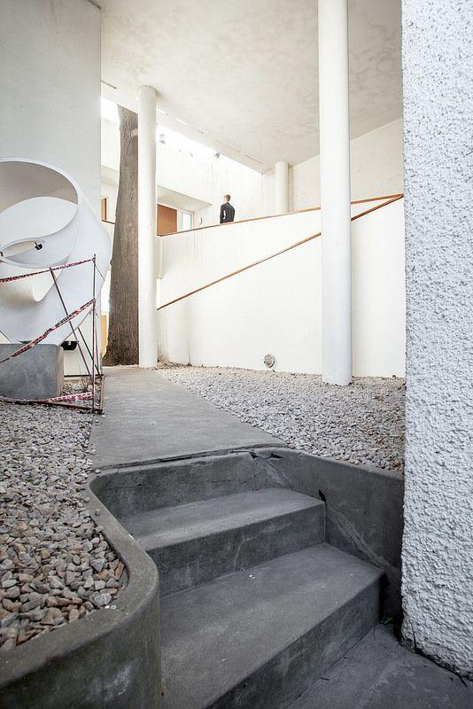 Casa Curutchet - Le Corbusier - La Plata, Argentina