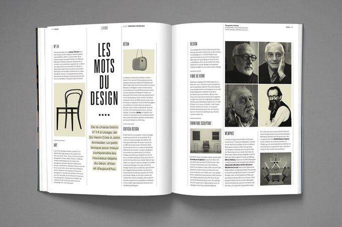 DADI Magazine, Nicolas Zentner.