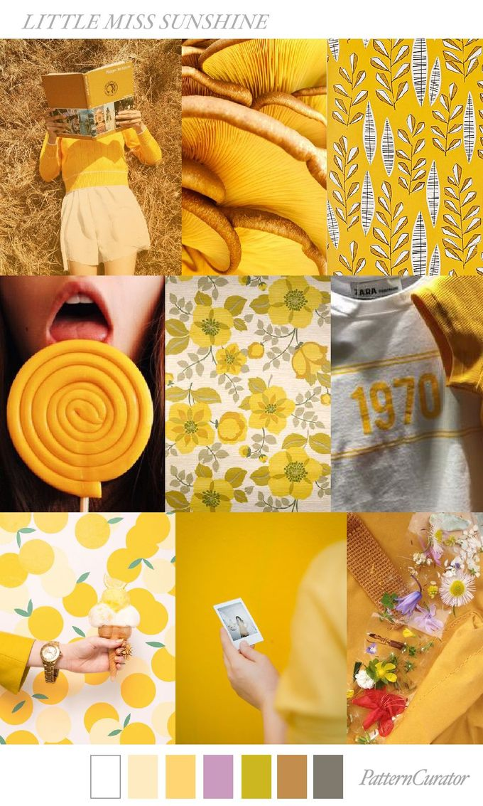 LITTLE MISS SUNSHINE by PatternCurator: