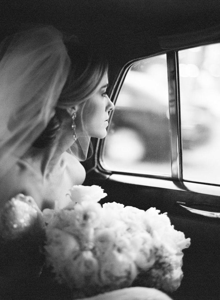 浪漫的黑色领带婚礼