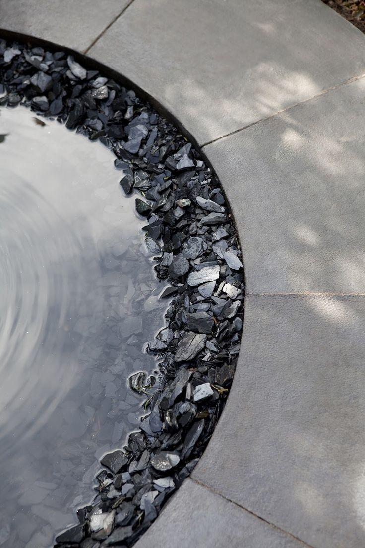 Water Mirror —studio 'g' garden design and landscape inspiration and ideas Studio G, Garden Design & Landscape Inspiration