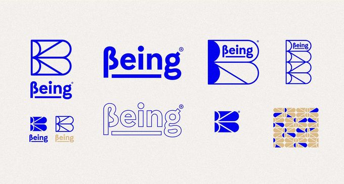 Being on Behance