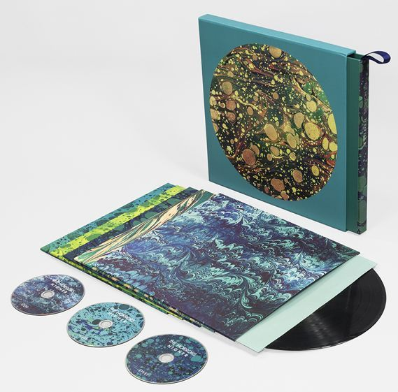 Creative Review - Record sleeves of the month - The Horrors - Higher