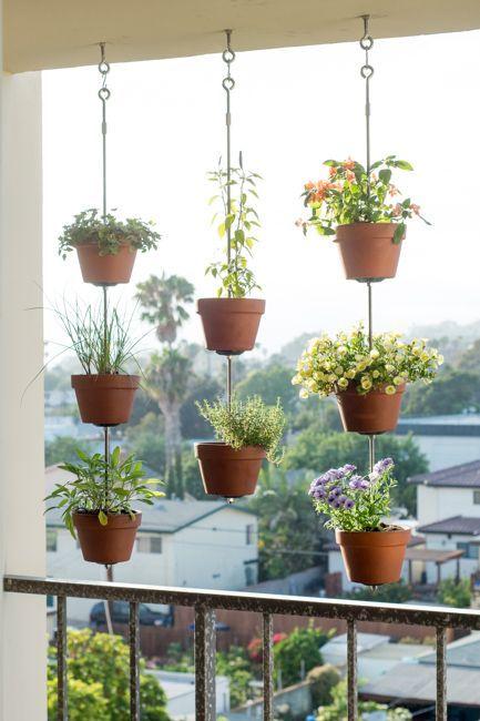 DIY垂直花园
