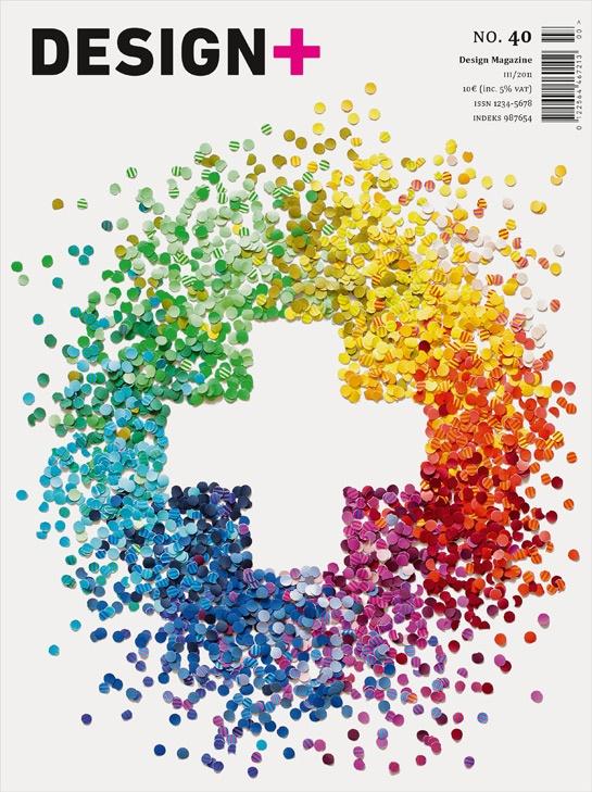 Cover design #cover #magazine #newspaper #editorial #color