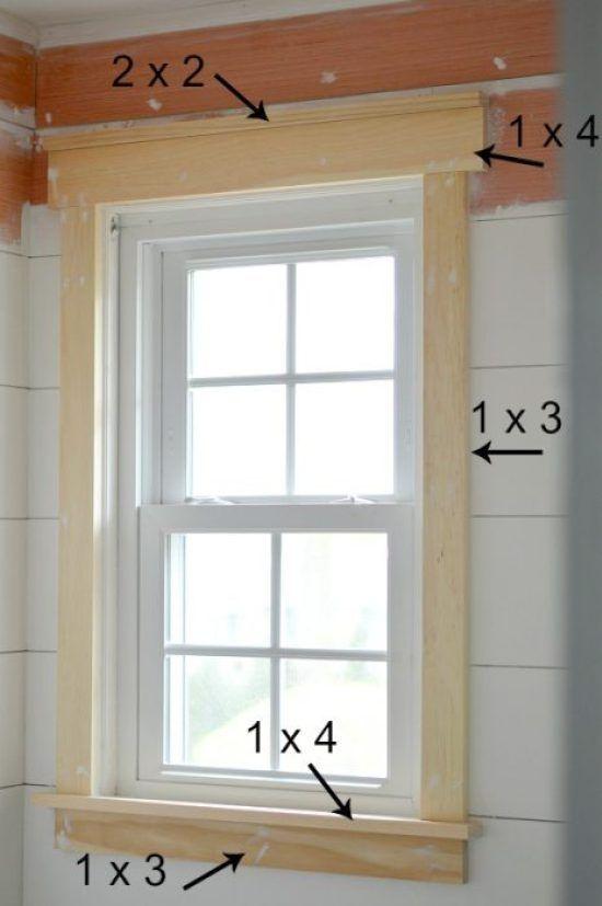 如何安装自己的自定义窗口外壳和修剪。