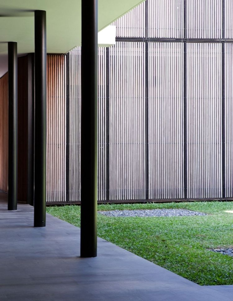 Kerry Hill Architects - Gower St Residence
