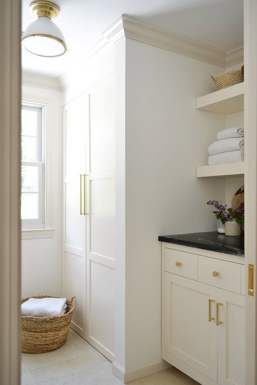 granby laundry room. Click to see the before and after.
