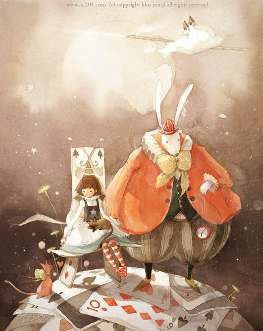 Alice in Wonderland – Kim Minji