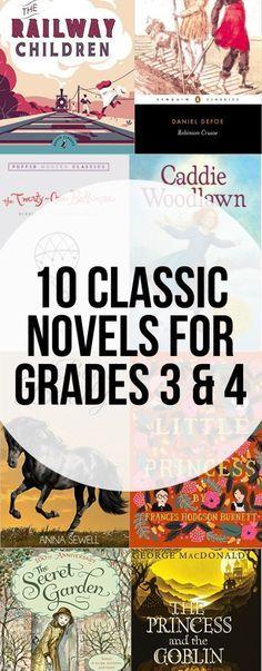 让我们通过查看3年级和4年级的一些伟大的小说继续我们的孩子经典名单。如果你错过了它,你可以看看其他列表:幼儿园经典小说(4-6岁)经典小说为1和2年级经典小说对于7,8和9年级的5和6年级经典小说再次,如果
