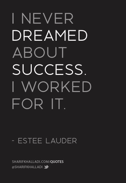 —Estee Lauder