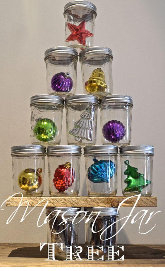 梅森罐子圣诞树! Junkmarket Style的挑战一直持续到12月15日。这不是一个赢或输的挑战,只是一个......