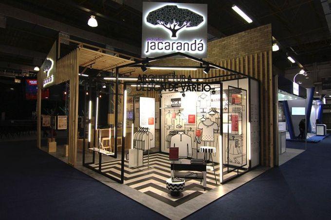 Jacarandá工作室参加由巴西圣保罗EstudioJacarandá举办的LATAM Retail Show 2016