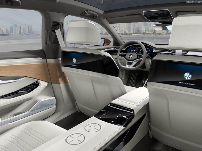 大众C Coupe GTE概念2015(1600x1200)