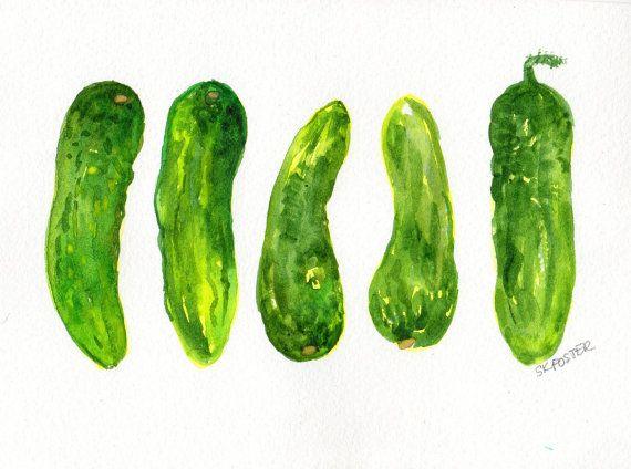 Little #Cucumbers