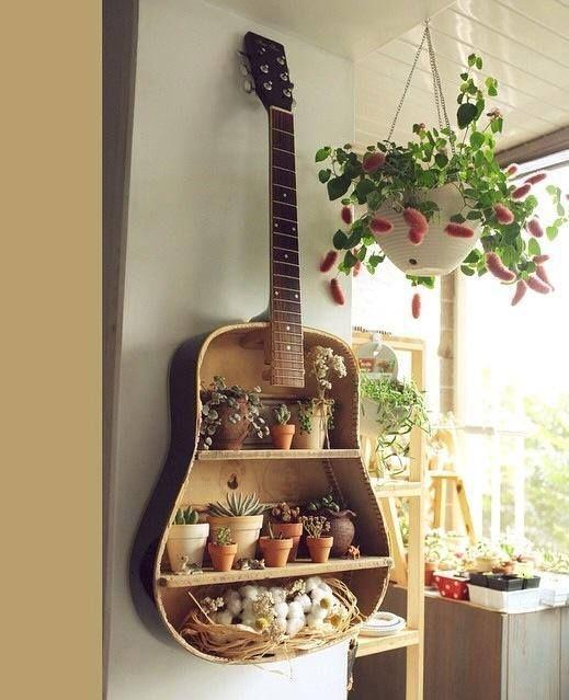 旧吉他仍然可以摇滚 - 重新使用它们!