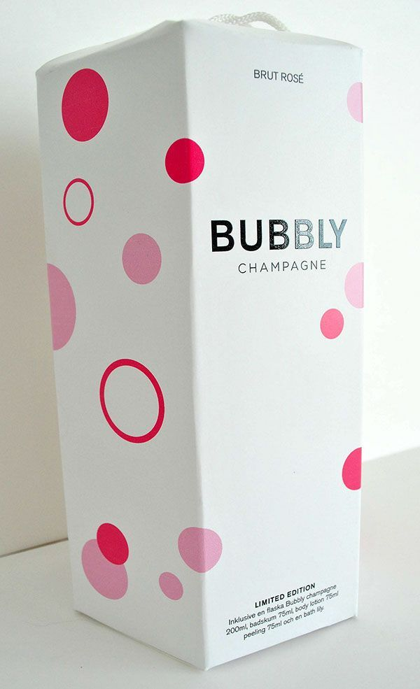 BUBBLY on Behance PD