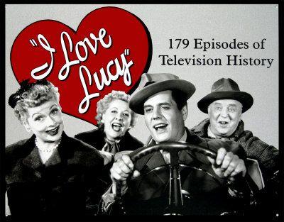 来自I Love Lucy的名言