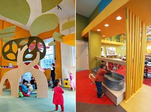 玩咖啡厅室内| TreehousePlayCafé咖啡厅适合全家人入住。孩子们......