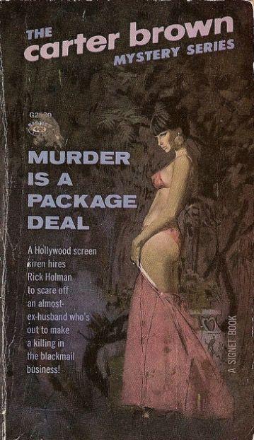 Cover Art by Robert McGinnis (1964)