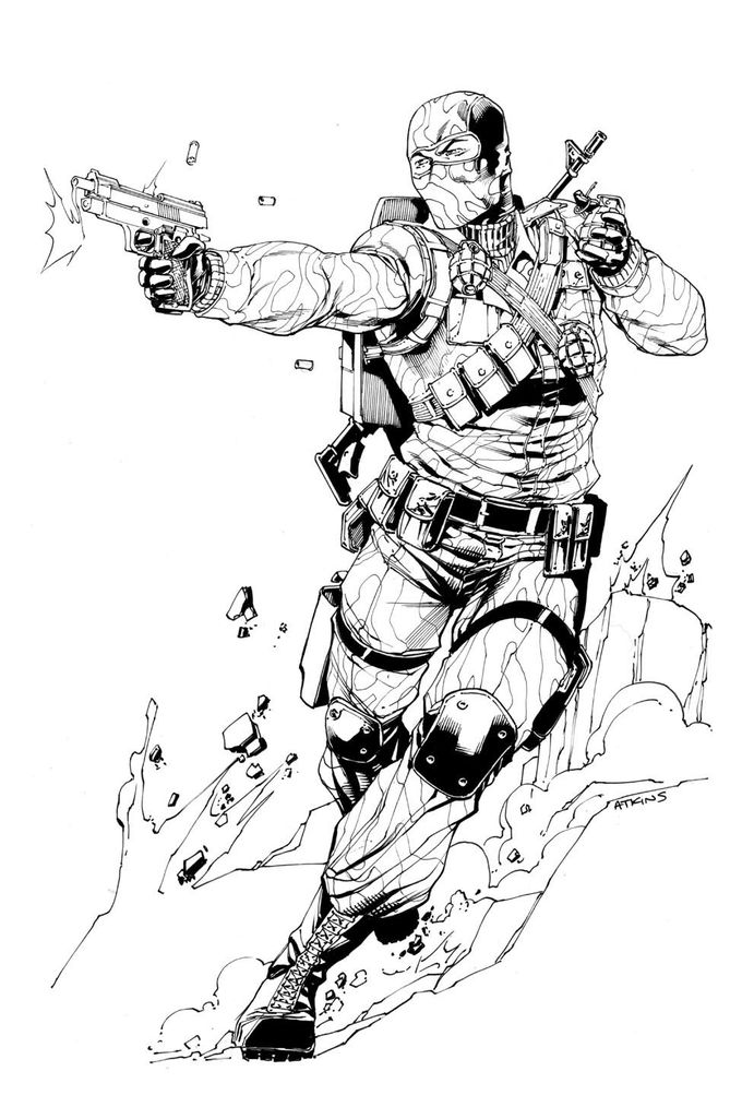 Robert Atkins Art: Firefly...Cause there can never be enough explosions!
