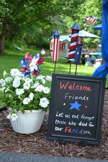 Melissa N的阵亡将士纪念日派对/爱国 -  Catch My Party的照片集