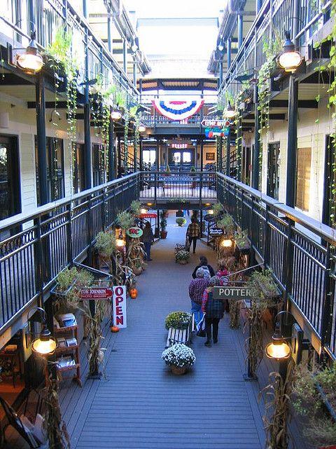 购物中心,普罗文斯敦,科德角,马萨诸塞州