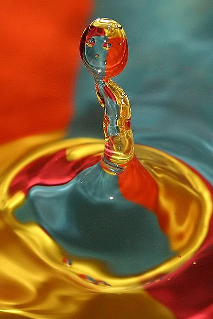 50 Amazing Examples Of High Speed Water Drop Photography