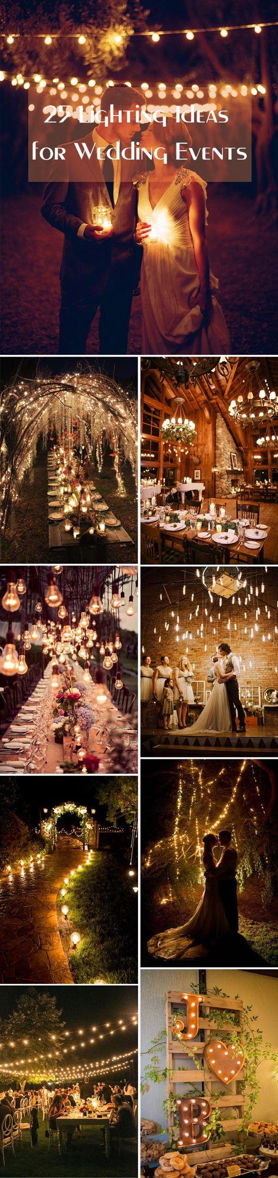 如你所知,照明是接待和仪式最热门的婚礼装饰想法之一。照明具有在大日子里添加迷人浪漫风情的神奇力量,并为他们的客人营造情调。华丽的灯光巧妙地装饰在树木和灌木丛,天花板,场地和帐篷,梅森罐子和......