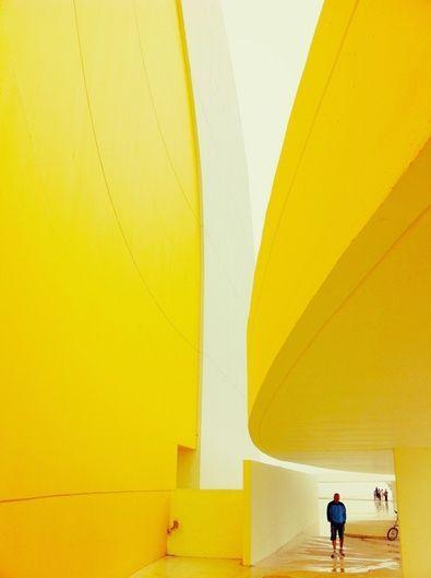 by Oscar Niemeyer