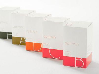 Optimin维生素包装PD