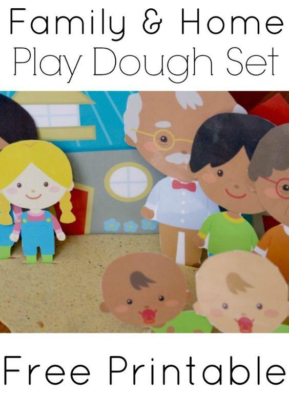 75+为数学,科学,识字,假装游戏等进行面团活动!您需要的一切,包括玩面团食谱,让您的孩子享受!
