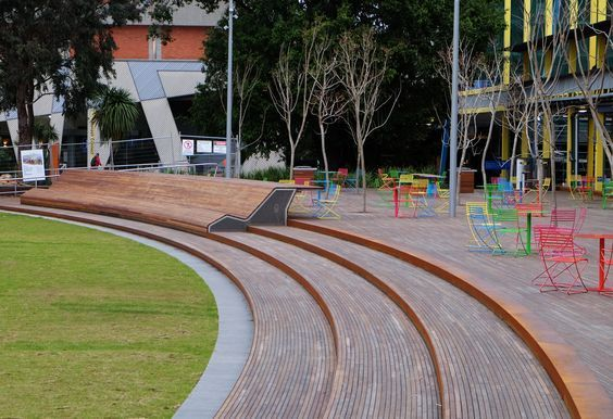 Image result for monash university caulfield campus landscape