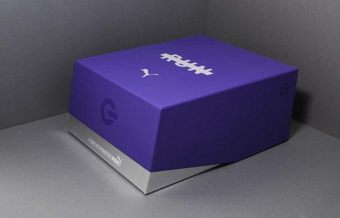 Puma IGNITE — The Dieline - Branding & Packaging Design