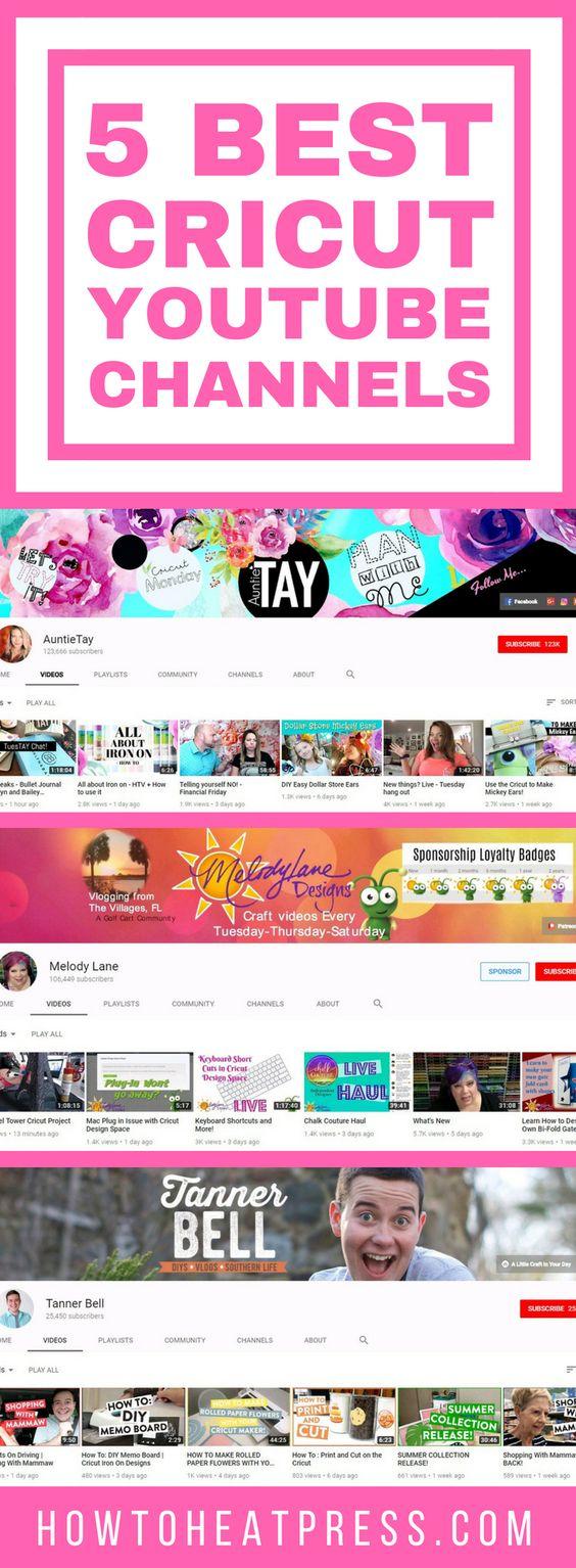 我们列出了5个最佳的YouTube Cricut频道,让您获得灵感,激励并开始!你也可以找到帮助,把你的手艺提升到一个新的水平。确保你不会错过...