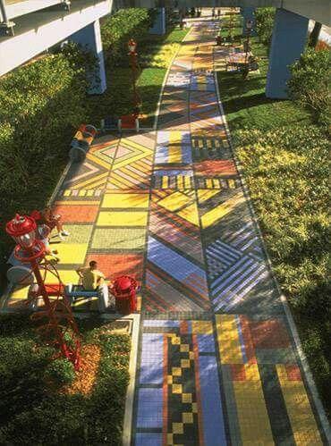 Overtown Pedestrian Mall, Miami