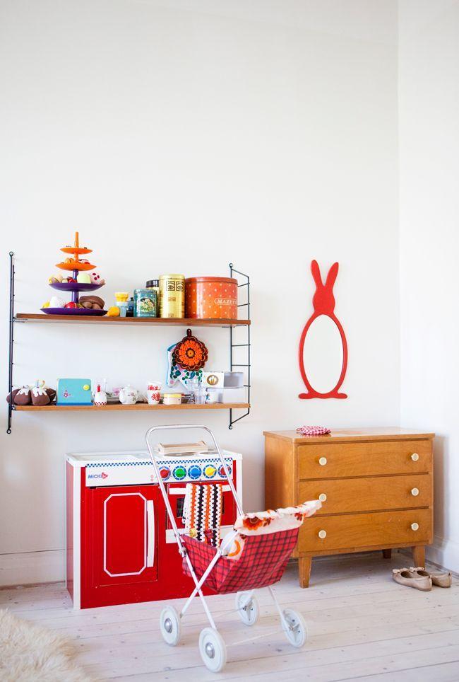 孩子的房间