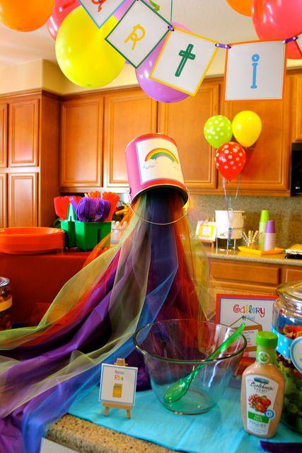 Harmommy5的生日/艺术派对 - 我的派对上的相片集