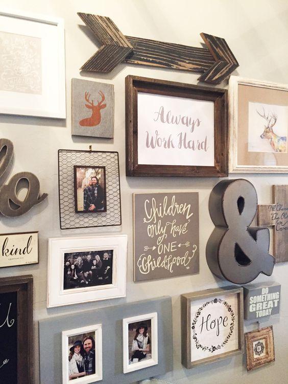 Lillian Hope Designs的Kara为我们提供了一个关于如何在家中创建画廊墙的分步教程!看看这些简单的步骤,精彩的图片,以及如何挑选珍贵的纪念品和装饰品,以及为自己的画廊墙提供有用的建议!