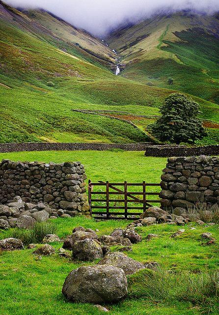 in Ireland.
