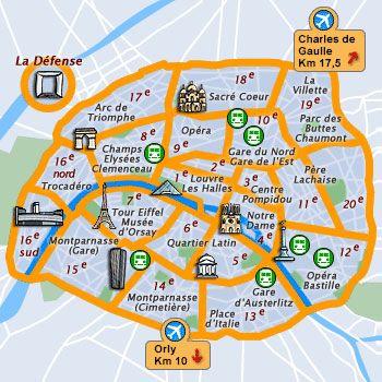 Paris, France – The City of Lights