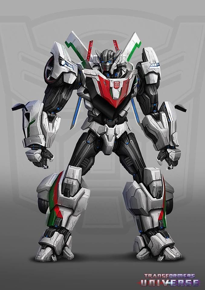 Jagex Transformers Universe Wheeljack and Knock Out Revealed - Transformers News - TFW2005