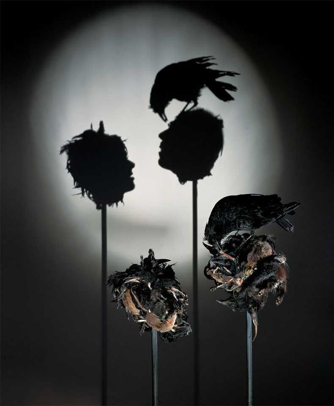 Tim Noble and Sue Webster - Shadow Art